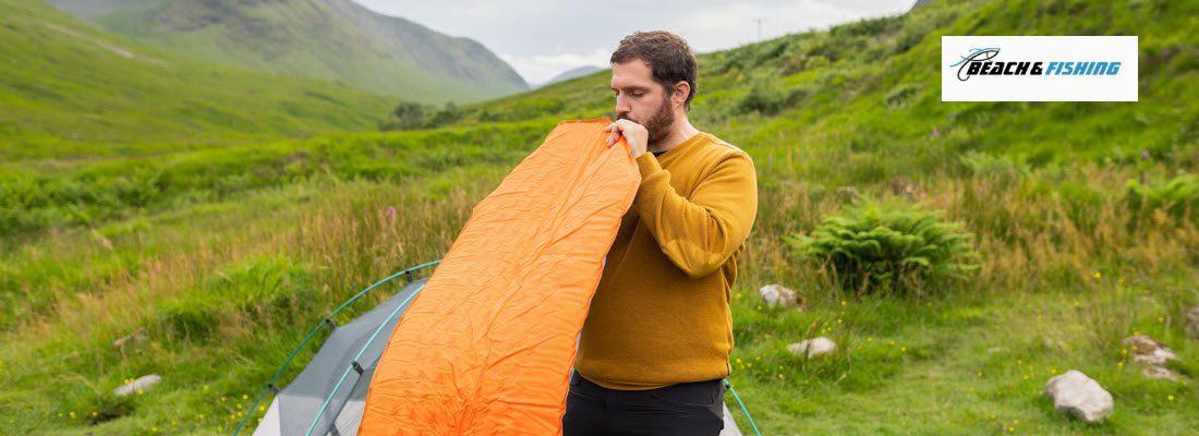 Camping Sleeping Pad - header