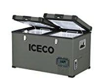 best portable fridge freezers - ICECO Dual Zone Portable Refrigerator